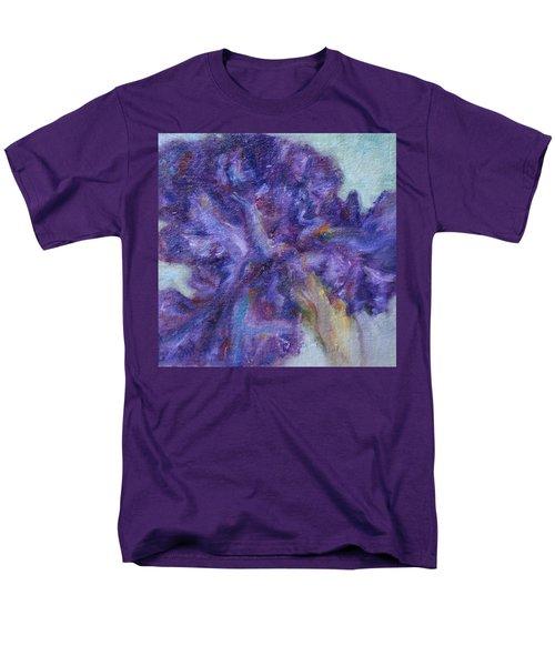 Ruffled Men's T-Shirt  (Regular Fit) by Quin Sweetman