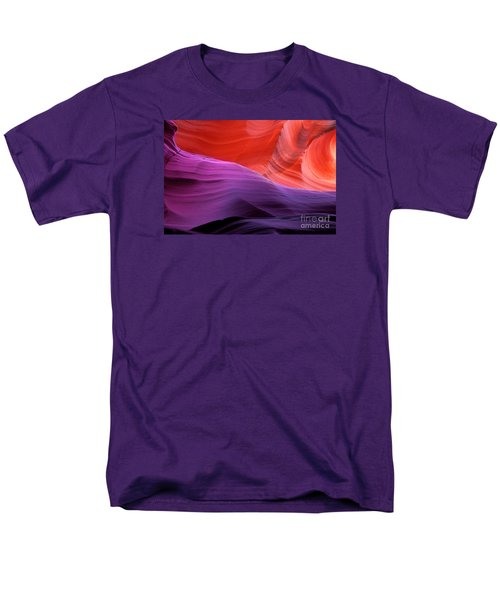 Men's T-Shirt  (Regular Fit) featuring the photograph Sacred Colors by Jason Abando