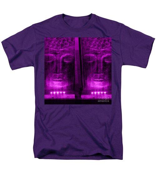 Serenity Men's T-Shirt  (Regular Fit) by Linda Prewer