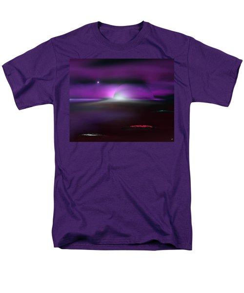 Shining Star Men's T-Shirt  (Regular Fit) by Yul Olaivar