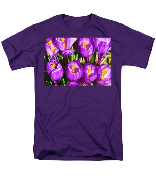 Men's T-Shirt  (Regular Fit) featuring the photograph Spring Time by Robert Pearson