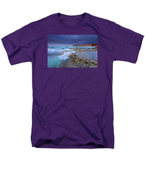 Storm Light Men's T-Shirt  (Regular Fit) by Mike  Dawson