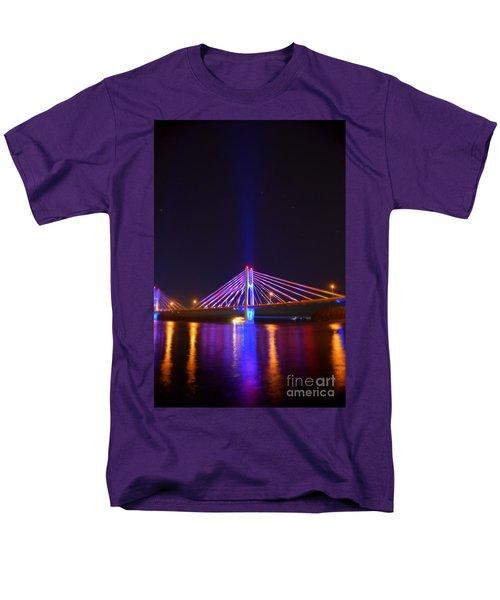 The Hidden Light Men's T-Shirt  (Regular Fit) by Justin Moore