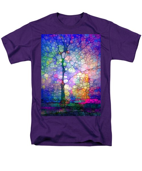The Imagination Of Trees Men's T-Shirt  (Regular Fit) by Tara Turner