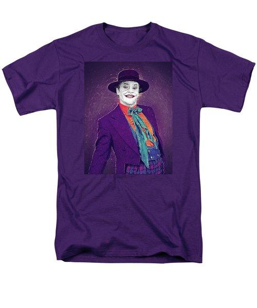 The Joker Men's T-Shirt  (Regular Fit) by Taylan Apukovska