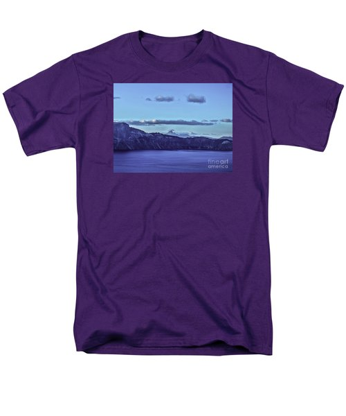 The World Beyond Men's T-Shirt  (Regular Fit) by Nancy Marie Ricketts