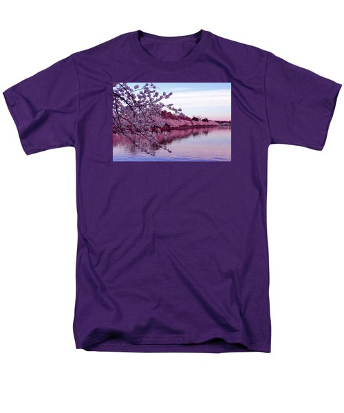 There Was A Time Men's T-Shirt  (Regular Fit) by Iryna Goodall