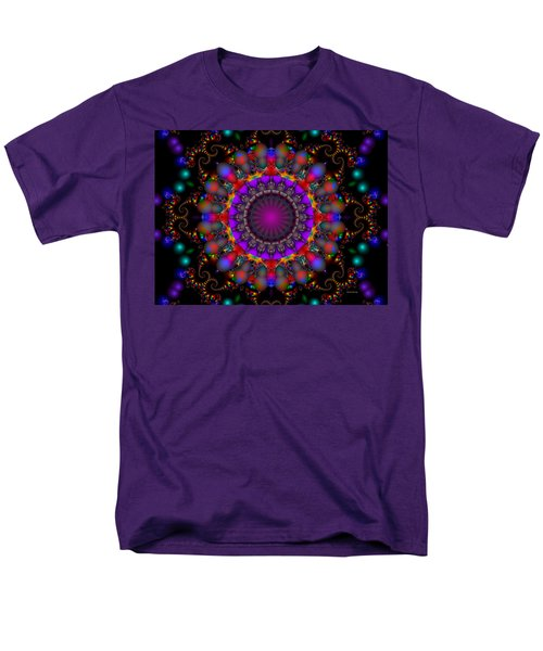 Men's T-Shirt  (Regular Fit) featuring the digital art Timeless by Robert Orinski