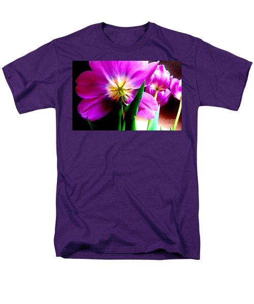 Tulip Time Men's T-Shirt  (Regular Fit) by Tim Townsend