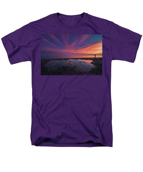 Twilight Time Men's T-Shirt  (Regular Fit)