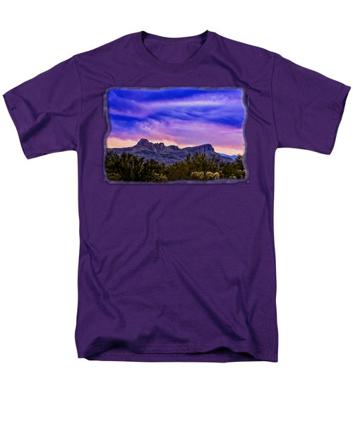 Twin Peaks H31 Men's T-Shirt  (Regular Fit) by Mark Myhaver