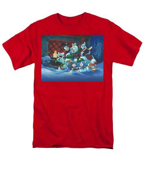 Joy To The World Men's T-Shirt  (Regular Fit) by Michael Humphries