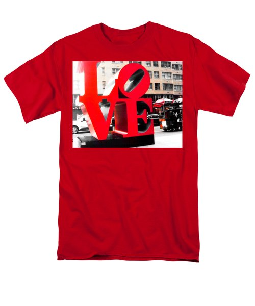 Love Men's T-Shirt  (Regular Fit) by J Anthony