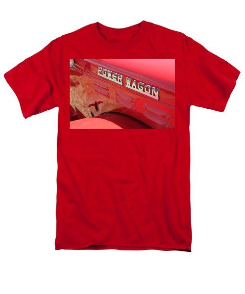 Power Wagon Men's T-Shirt  (Regular Fit) by David S Reynolds
