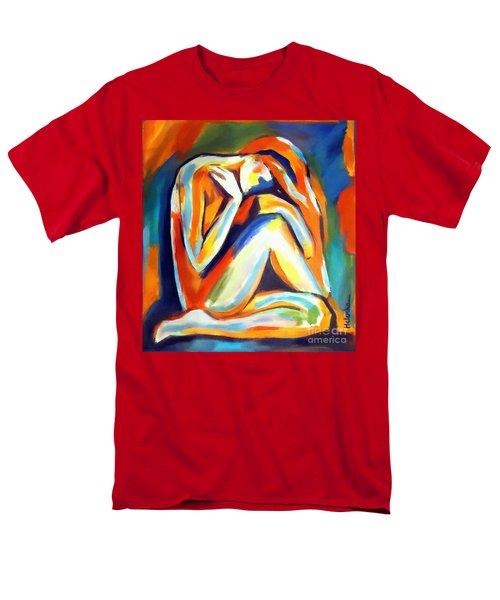 Solitude Men's T-Shirt  (Regular Fit) by Helena Wierzbicki