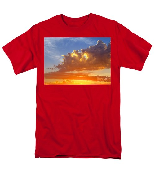 Men's T-Shirt  (Regular Fit) featuring the photograph To God Be The Glory by Robert Pearson