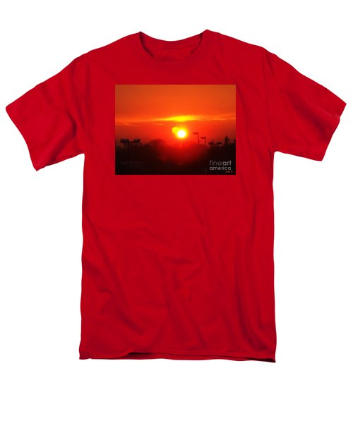 Sunset Men's T-Shirt  (Regular Fit) by Jasna Dragun