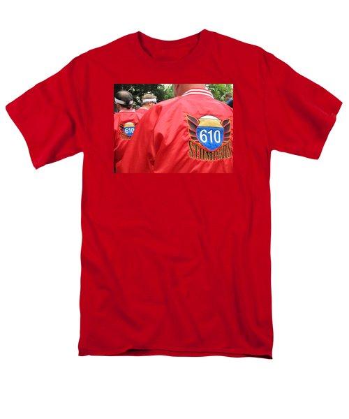 610 Stompers - New Orleans La Men's T-Shirt  (Regular Fit) by Deborah Lacoste
