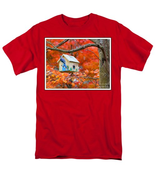 A Home In The Country Men's T-Shirt  (Regular Fit) by Mariarosa Rockefeller