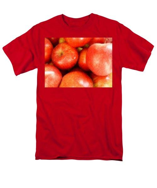 Apples Men's T-Shirt  (Regular Fit) by Cynthia Lassiter