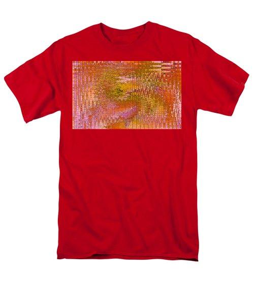 Men's T-Shirt  (Regular Fit) featuring the digital art Autumn by Stephanie Grant
