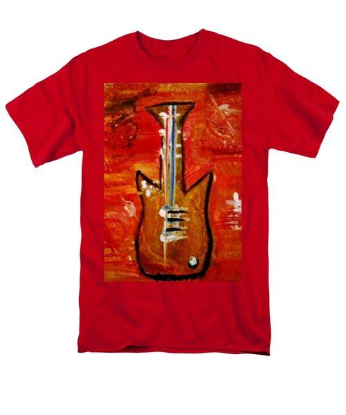 Bass Guitar 1 Men's T-Shirt  (Regular Fit) by Kelly Turner