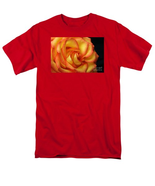 Men's T-Shirt  (Regular Fit) featuring the photograph Beauty Unfolds by Judy Whitton