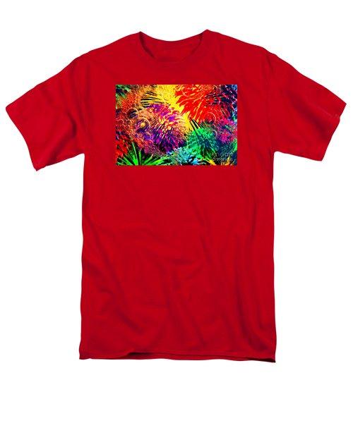 Men's T-Shirt  (Regular Fit) featuring the photograph Bubbles by Geraldine DeBoer