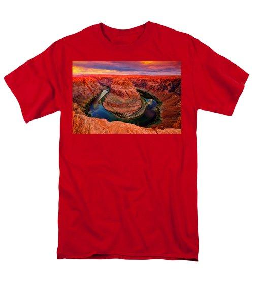 Circle Of Life Men's T-Shirt  (Regular Fit) by Midori Chan