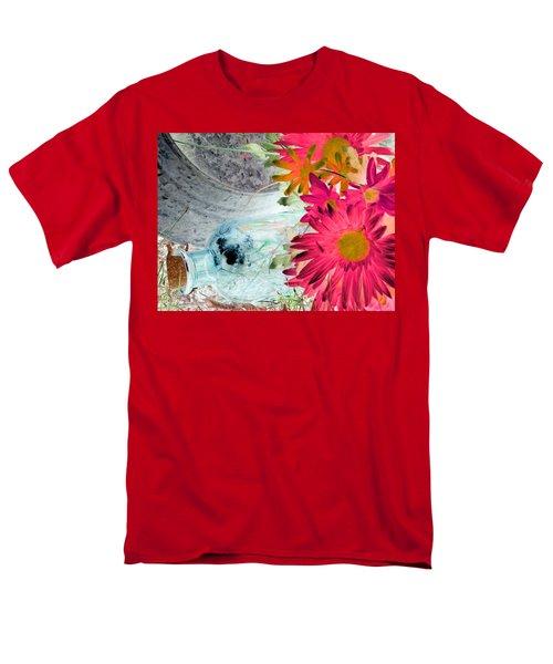 Country Summer - Photopower 1510 Men's T-Shirt  (Regular Fit) by Pamela Critchlow