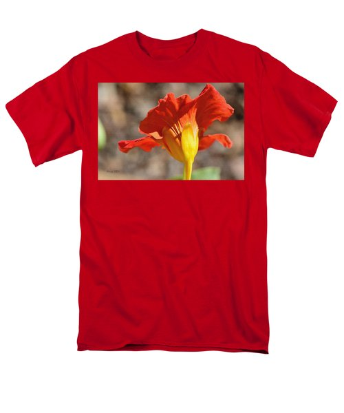 Men's T-Shirt  (Regular Fit) featuring the photograph Day Time by Larry Bishop