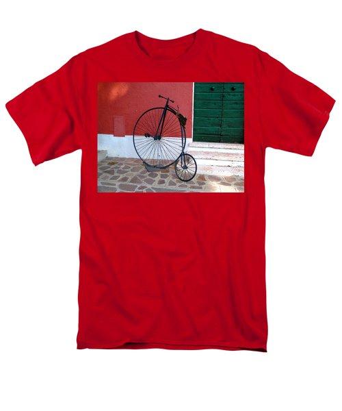 Draisina Men's T-Shirt  (Regular Fit) by Alessandro Della Pietra