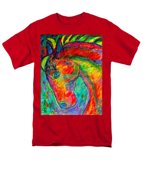 Dream Horse Men's T-Shirt  (Regular Fit) by Kendall Kessler