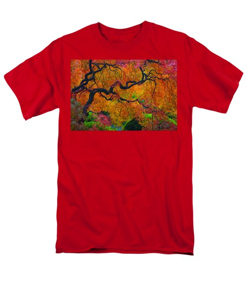 Enchanted Canopy Men's T-Shirt  (Regular Fit) by Patricia Babbitt