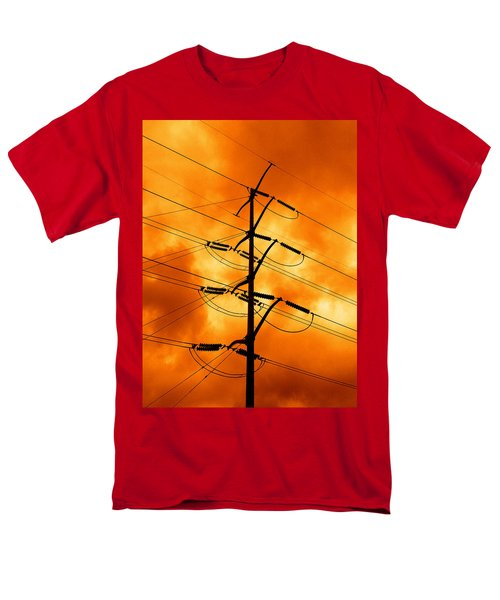 Energized Men's T-Shirt  (Regular Fit) by Don Spenner