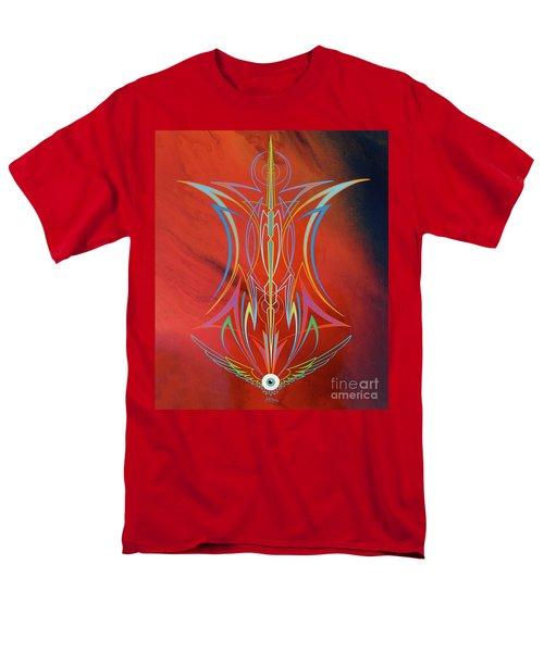 Eye Flying Men's T-Shirt  (Regular Fit) by Alan Johnson