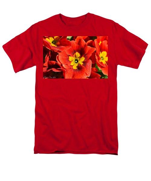 Flamenco Look Men's T-Shirt  (Regular Fit) by Felicia Tica