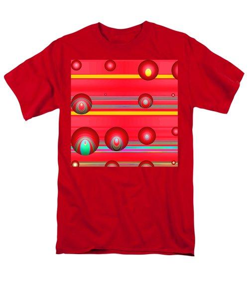 Flotation Devices - Lipstick Men's T-Shirt  (Regular Fit) by Wendy J St Christopher