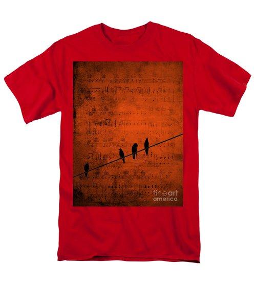 Follow The Music Men's T-Shirt  (Regular Fit) by Andrea Kollo