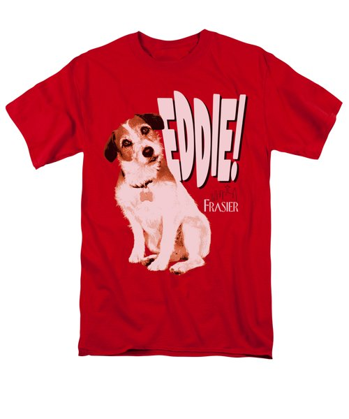 Frasier - Eddie Men's T-Shirt  (Regular Fit)