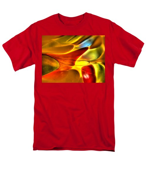 Glass And Light Men's T-Shirt  (Regular Fit) by Charles Hite