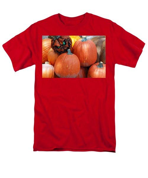 Halloween Goblin Men's T-Shirt  (Regular Fit) by Aimee L Maher Photography and Art Visit ALMGallerydotcom