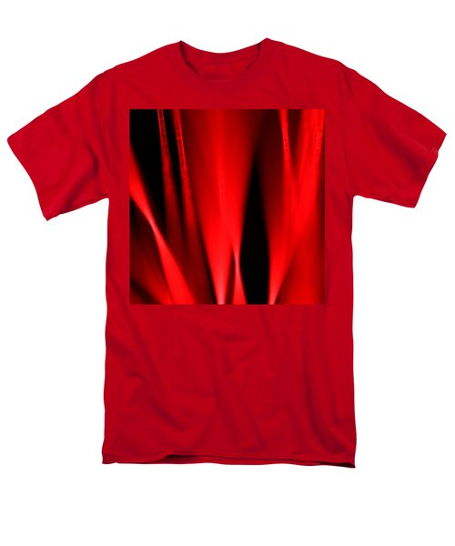 Hot Blooded Series Part 1 Men's T-Shirt  (Regular Fit) by Dazzle Zazz