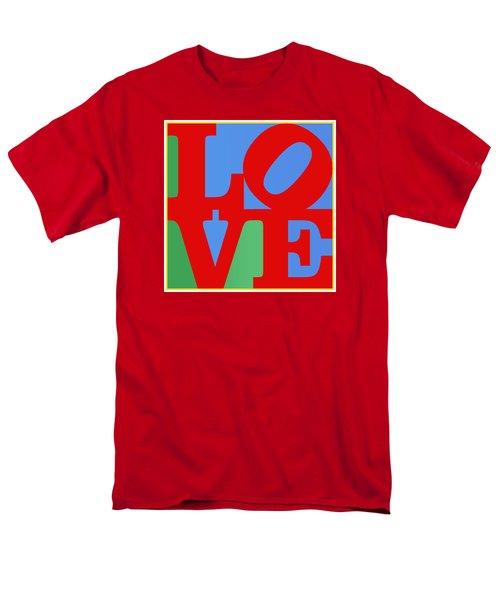 Iconic Love Men's T-Shirt  (Regular Fit) by Paulette B Wright