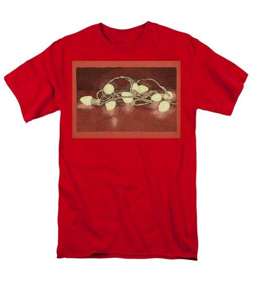 Illumination Variation #2 Men's T-Shirt  (Regular Fit) by Meg Shearer