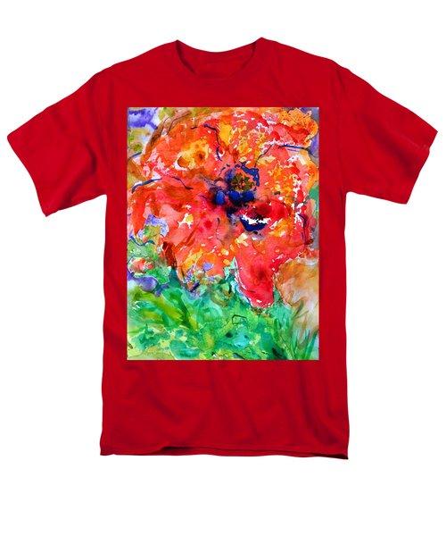 Imminent Disintegration Men's T-Shirt  (Regular Fit) by Beverley Harper Tinsley