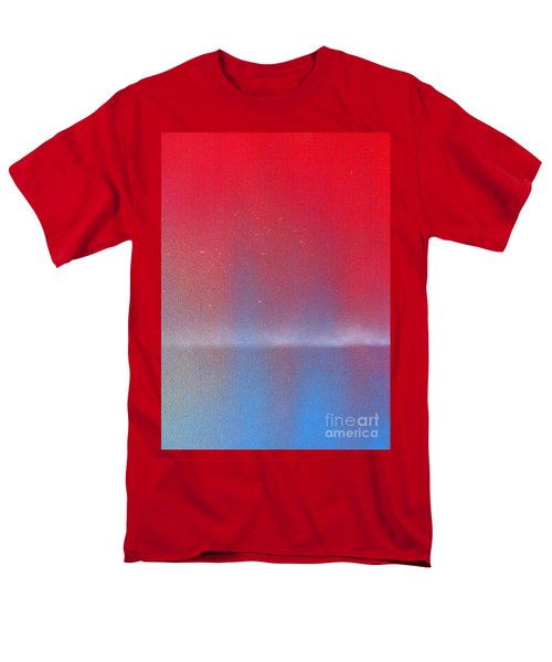 Men's T-Shirt  (Regular Fit) featuring the painting In This Twilight by Roz Abellera Art