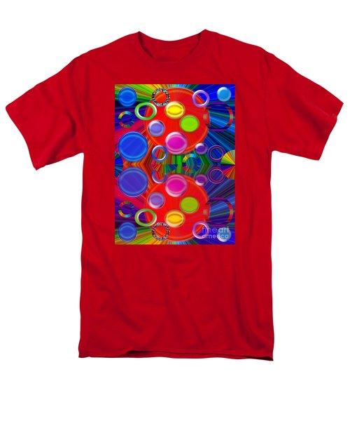 Men's T-Shirt  (Regular Fit) featuring the photograph Joyous by Tina M Wenger