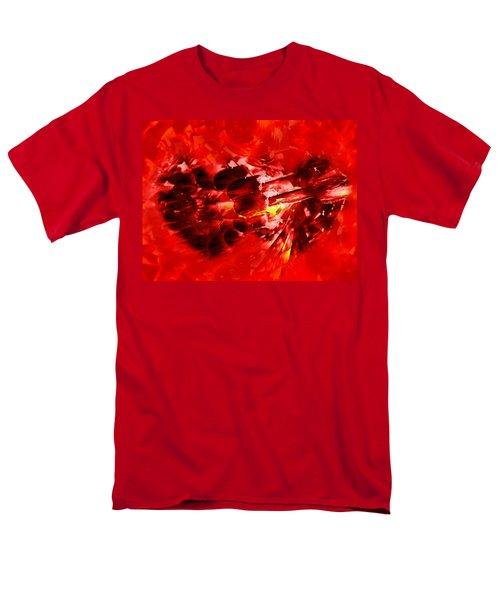 Love Opening Men's T-Shirt  (Regular Fit)
