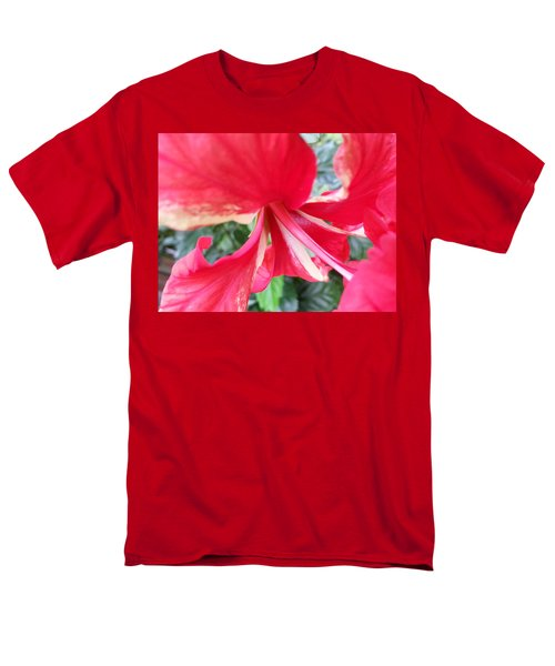 Macro Beauty Men's T-Shirt  (Regular Fit) by Fortunate Findings Shirley Dickerson